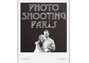 Logo Photo Shooting Paris
