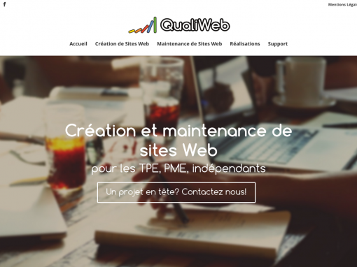 Site QualiWeb
