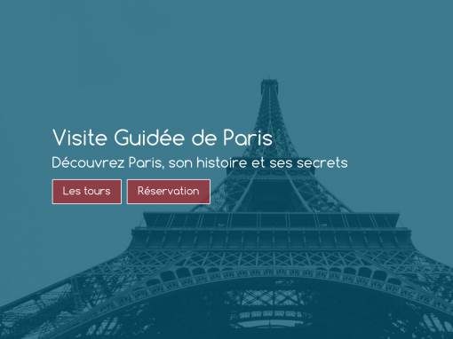 Site Paris Private Tours